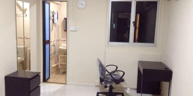 Photo of Johny's room