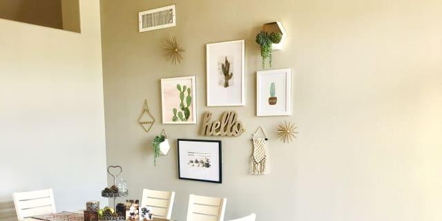 Photo of Kelsi's room
