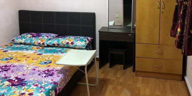 Photo of Meena's room