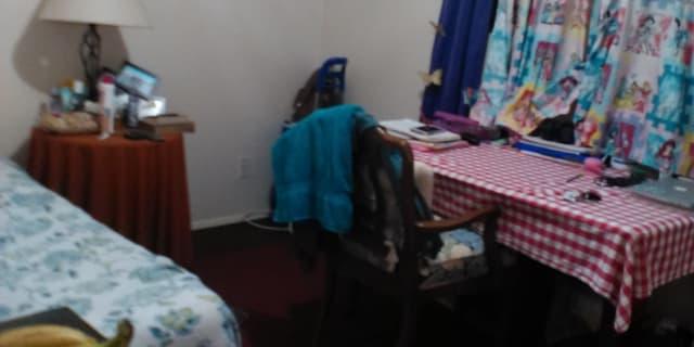 Photo of Mei's room