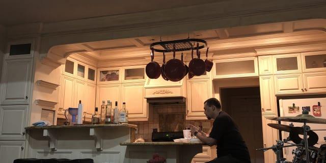 Photo of LeVar's room