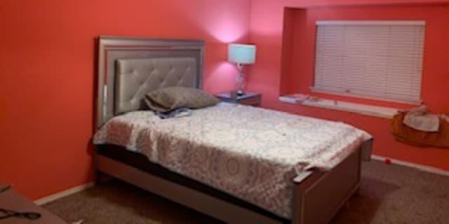 Photo of Naveen's room
