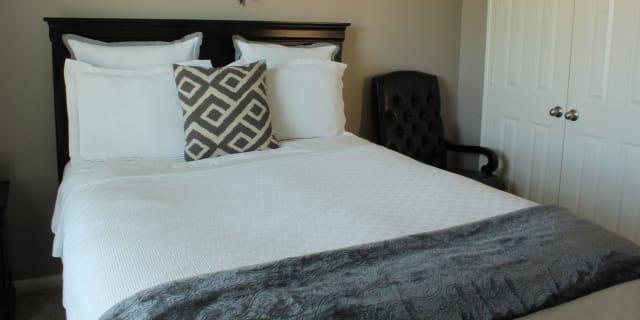 Photo of Jacqueline's room