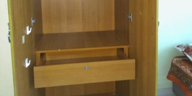 Photo of Barkavi's room