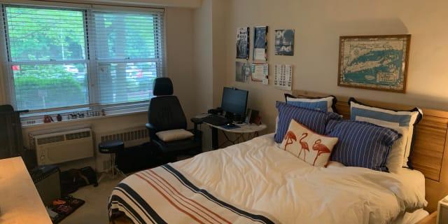 Photo of Bobby's room