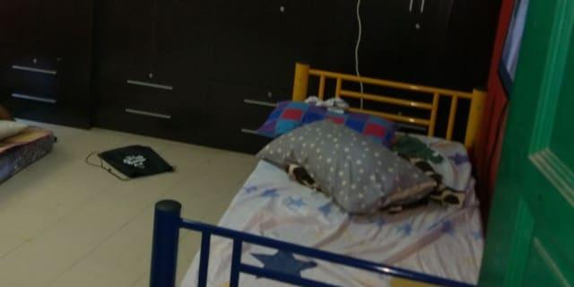 Photo of Osman's room