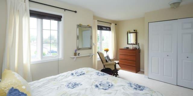 Photo of Leslie Watson's room