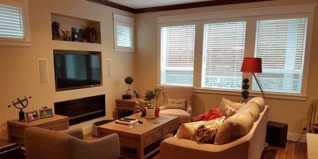 Photo of Clarke's room