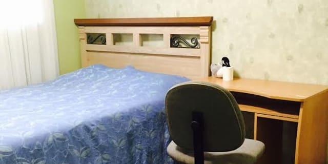 Photo of Laura's room