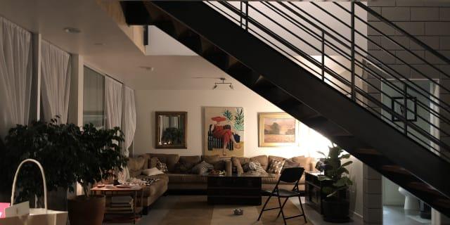 Photo of JohnPaul's room