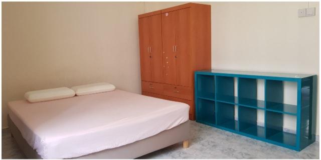 Photo of Irene's room