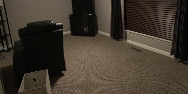 Photo of Darold Gaffney's room