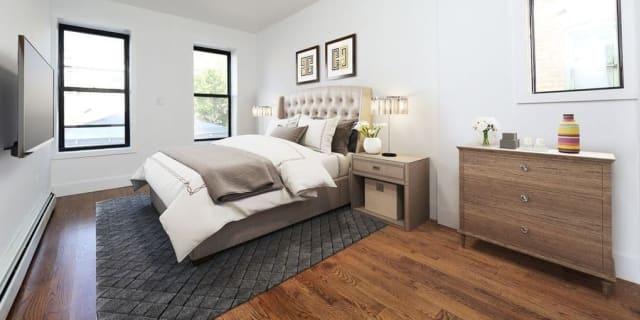 Photo of Lewis Tillman's room