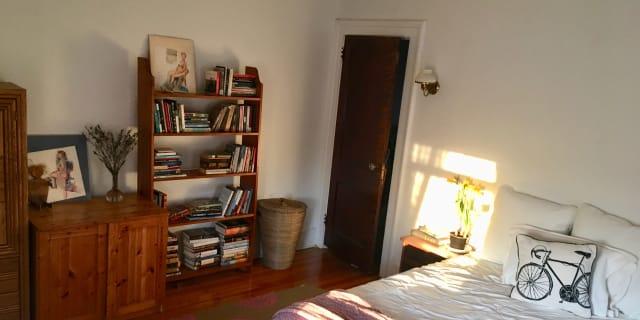 Photo of Barbara's room