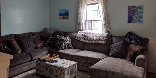 Photo of Hillary's room