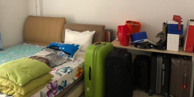 Photo of Andrew Cheok's room