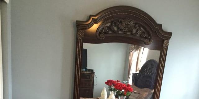 Photo of Desrine 's room