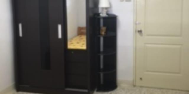 Photo of Adah's room