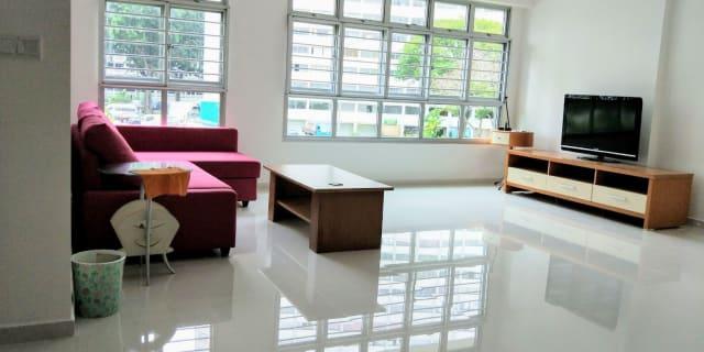 Photo of Yuting Ng's room