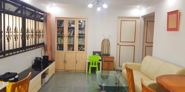 Photo of Shir Yee's room