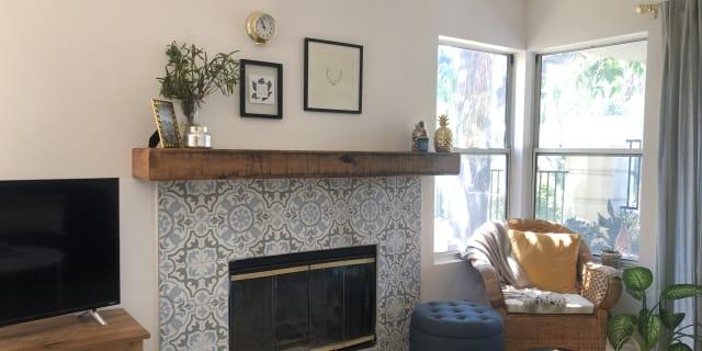 Photo of Sam's room