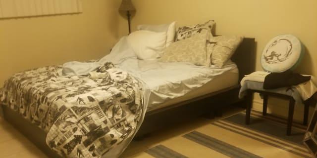 Photo of David Piccarillo's room