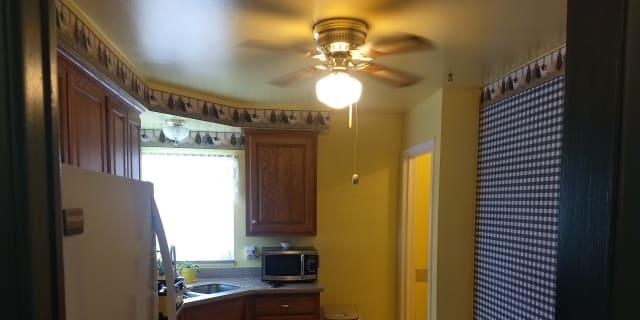 Photo of Jameson's room