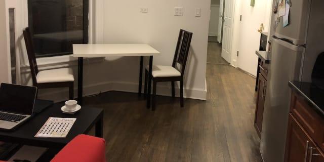 Photo of Lesha's room