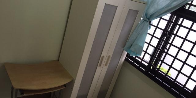 Photo of Cox Loh's room