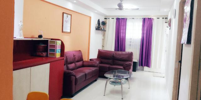 Photo of Rajalekshmi's room