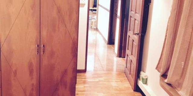 Photo of Chin Siang's room