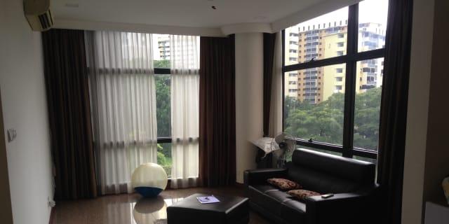 Photo of Robbie's room