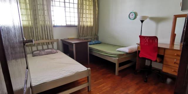 Photo of Eddie's room