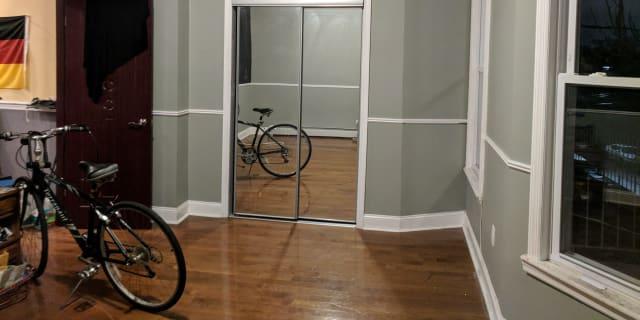 Photo of Shel's room