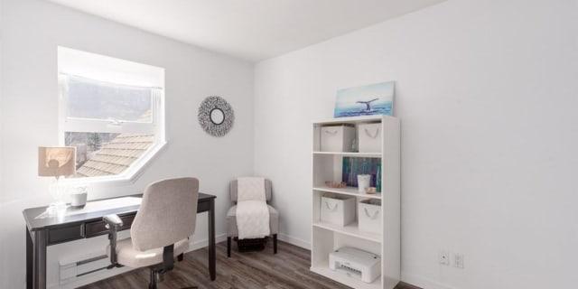 Photo of Rachelle's room