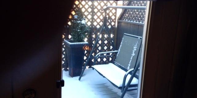 Photo of Celestina's room