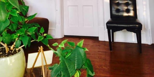 Photo of Hlengiwe's room