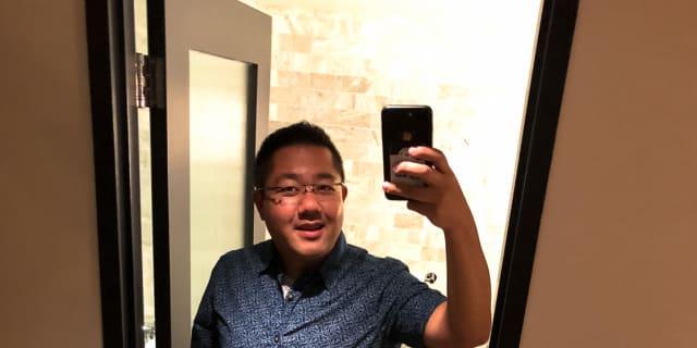 Photo of Jonathan 's room