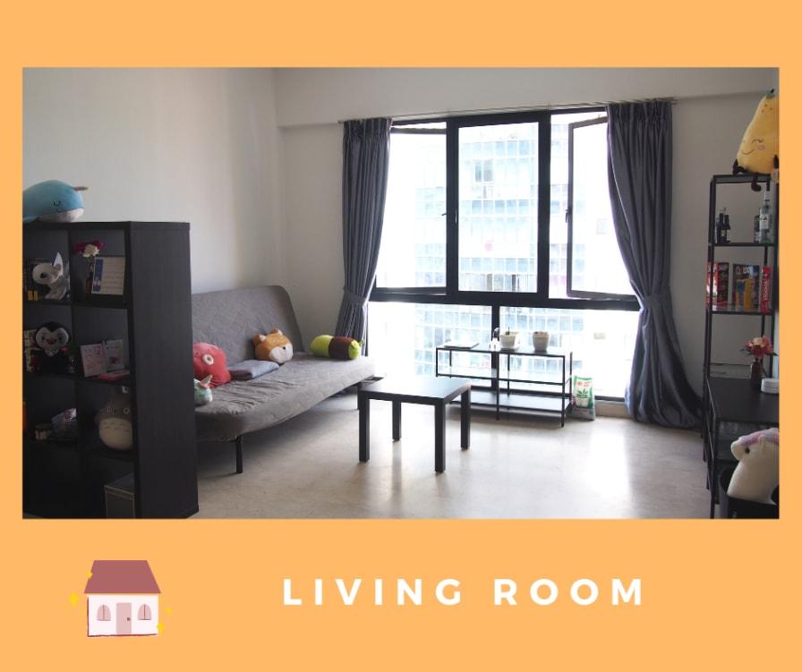 Photo of Lan Nguyen's room