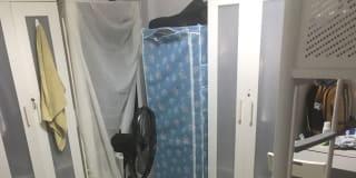 Photo of Akram's room