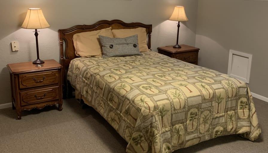 Photo of Eileen Lowey's room