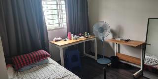 Photo of Chee Kwang's room
