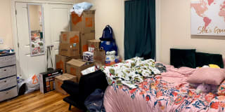 Photo of Ina's room