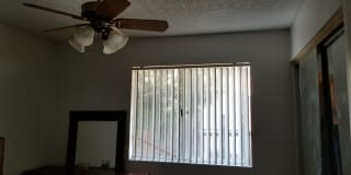 Photo of Maria Lopez's room
