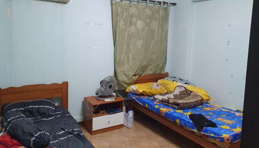 Photo of Kumaresan's room