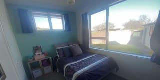 Photo of Rebecca's room