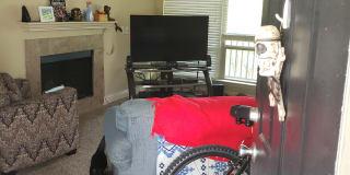 Photo of Rafael's room