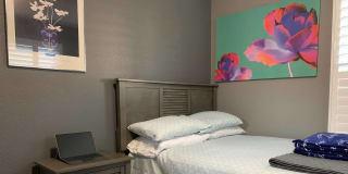 Photo of Juliet's room