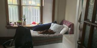 Photo of Chrishane's room