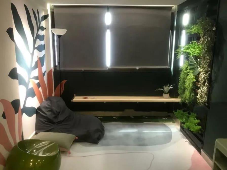 Photo of Mavis's room